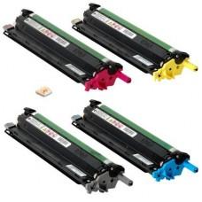 TAMBOR / DRUM COMPATIBLE C2660/C2665/C3760/C3765 BLACK SERVICART