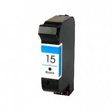 CARTUCHO COMPATIBLE HP15 BLACK SERVICART