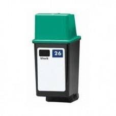 CARTUCHO COMPATIBLE HP26 BLACK SERVICART