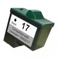 CARTUCHO COMPATIBLE LEXMARK 17 BLACK SERVICART