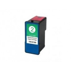 CARTUCHO COMPATIBLE LEXMARK 2 COLOR SERVICART