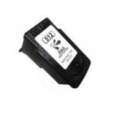 CARTUCHO COMPATIBLE PG512XL BLACK SERVICART
