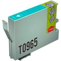 CARTUCHO COMPATIBLE T0965 CY LIGHT SERVICART (9 COLORES - MG LGHT/GREY/BK MATE/GREY LIGHT)