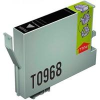CARTUCHO COMPATIBLE T0968 BK MATE SERVICART (9 COLORES)
