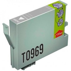CARTUCHO COMPATIBLE T0969 GREY LIGHT SERVICART (9 COLORES)