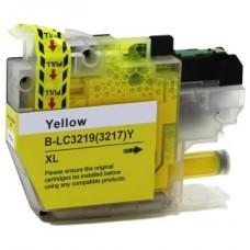 *CARTUCHO COMPATIBLE LC3217XL YELLOW SERVICART